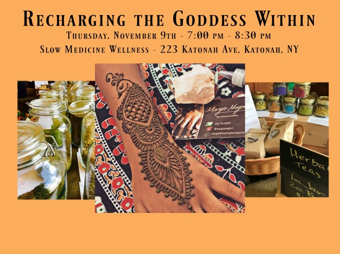 Recharging the Goddess Within - Social Media2